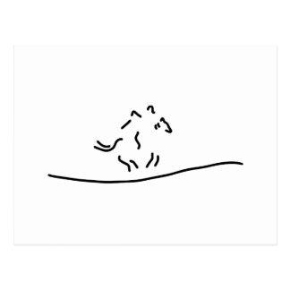 Cartão Postal pferderennen galopp jockey