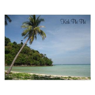 Cartão Postal Phi da phi do Koh