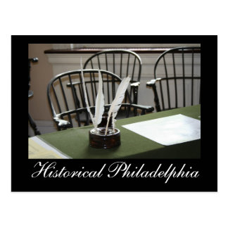 Cartão Postal Philadelphfia histórica