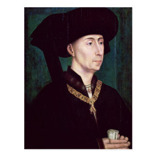 Cartão Postal Philippe III le Bon, Duc de Bourgogne, c.1445