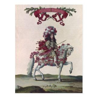 Cartão Postal Philippe mim duque de Orleans