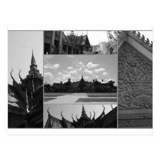 Cartão Postal Phnom Penh, Cambodia