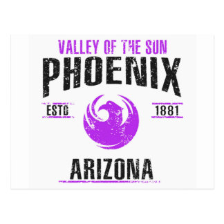 Cartão Postal Phoenix