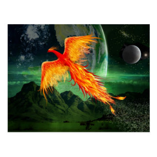 Cartão Postal Phoenix de voo alto