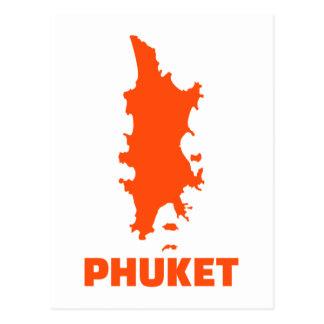 Cartão Postal Phuket