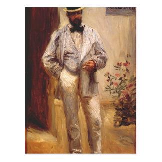 Cartão Postal Pierre-Auguste Renoir- Charles le Coeur