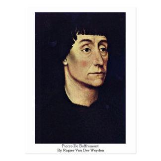Cartão Postal Pierre De Beffremont Rogier van der Weyden