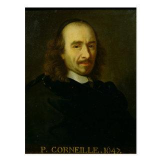 Cartão Postal Pierre de Corneille 1647