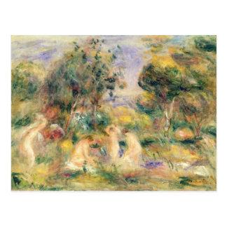 Cartão Postal Pierre um Renoir | os Bathers