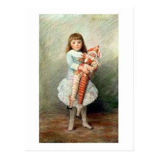 Cartão Postal Pierre um Renoir | Suzanne