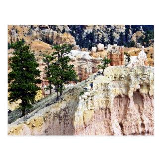Cartão Postal Pináculos cinzelados tempo - parque nacional de