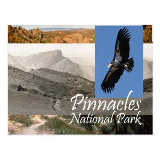 Cartão Postal Pináculos NP de ABH