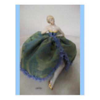 Cartão Postal Pincushion de Cinderella