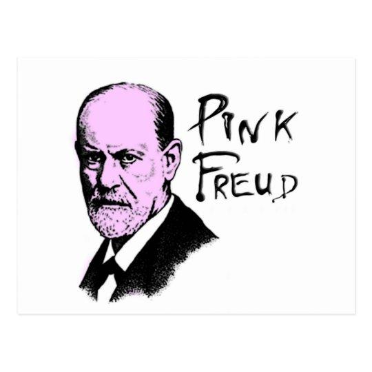 Cartão Postal pink_freud