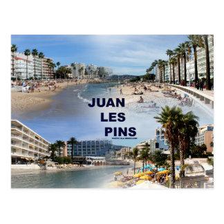 Cartão Postal Pinos de Juan Les