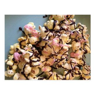 Cartão Postal Pipoca dos doces