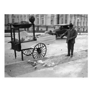 Cartão Postal Pipoca para Venda, 1926