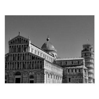 Cartão Postal Pisa