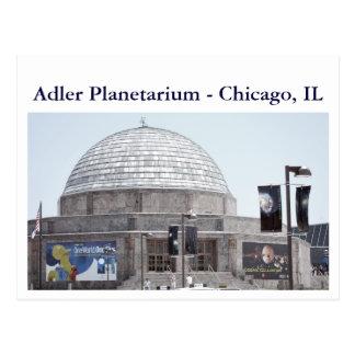 Cartão Postal Planetário de Adler -…