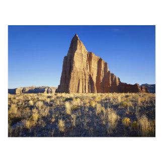 Cartão Postal Platô dos EUA, Utá, Colorado, mais baixa catedral