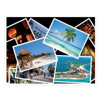 Cartão Postal Playa del Carmen - Postal card