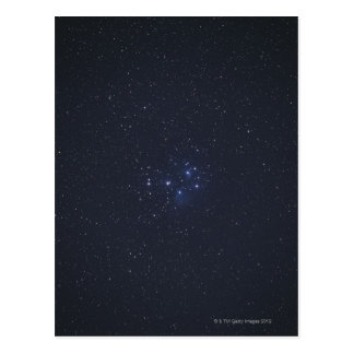 Cartão Postal Pleiades
