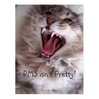 Cartão Postal PMS não é bonito!