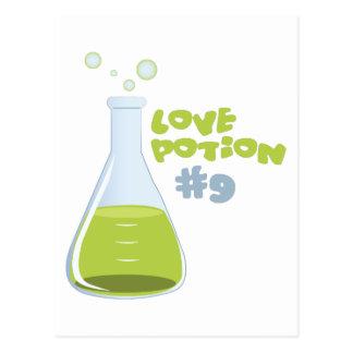 Cartão Postal Poção de amor #9