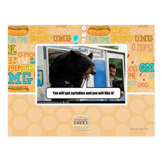 Cartão Postal Polvilha