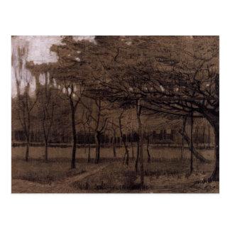 Cartão Postal Pomar - Van Gogh