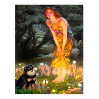 Cartão Postal Pomeranian (BT) - MidEve