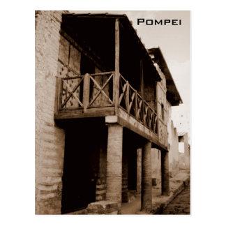 Cartão Postal Pompeia