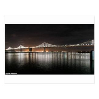 Cartão Postal Ponte da baía