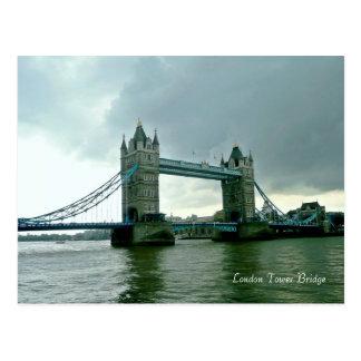 Cartão Postal Ponte da torre de Londres
