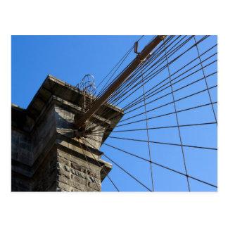 Cartão Postal Ponte de Brooklyn 01