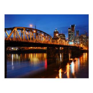 Cartão Postal Ponte de Hawthorne