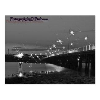 Cartão Postal Ponte de Langstone