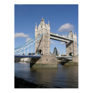 Cartão Postal Ponte Londres Inglaterra da torre
