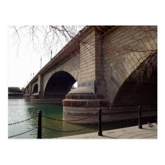 Cartão Postal Pontes de Londres