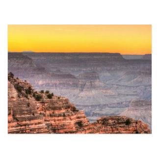 Cartão Postal Ponto de Powell do Grand Canyon