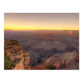 Cartão Postal Ponto do Hopi do Grand Canyon