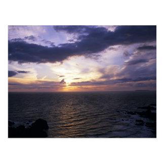 Cartão Postal Por do sol (2)