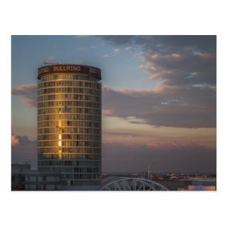 Cartão Postal Por do sol Rotunda
