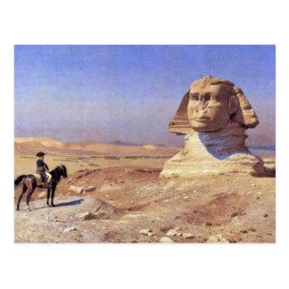 Cartão Postal Por Gérôme Jean-Léon (a melhor qualidade)