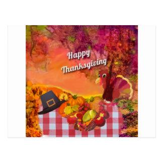 Cartão Postal Porque é esconder do peru