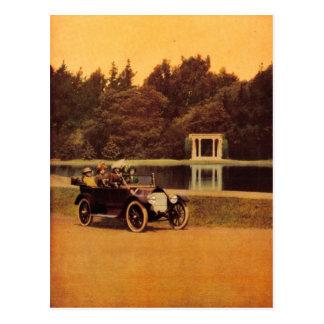 Cartão Postal Portais do passado, Golden Gate Park C. 1915