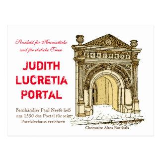 Cartão Postal portal