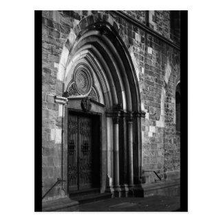 Cartão Postal Portal medieval (cartão)