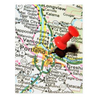 Cartão Postal Portland, Oregon
