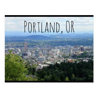 Cartão Postal Portland, OU